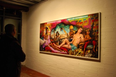 David laChapelle's Rape Of Africa 2009