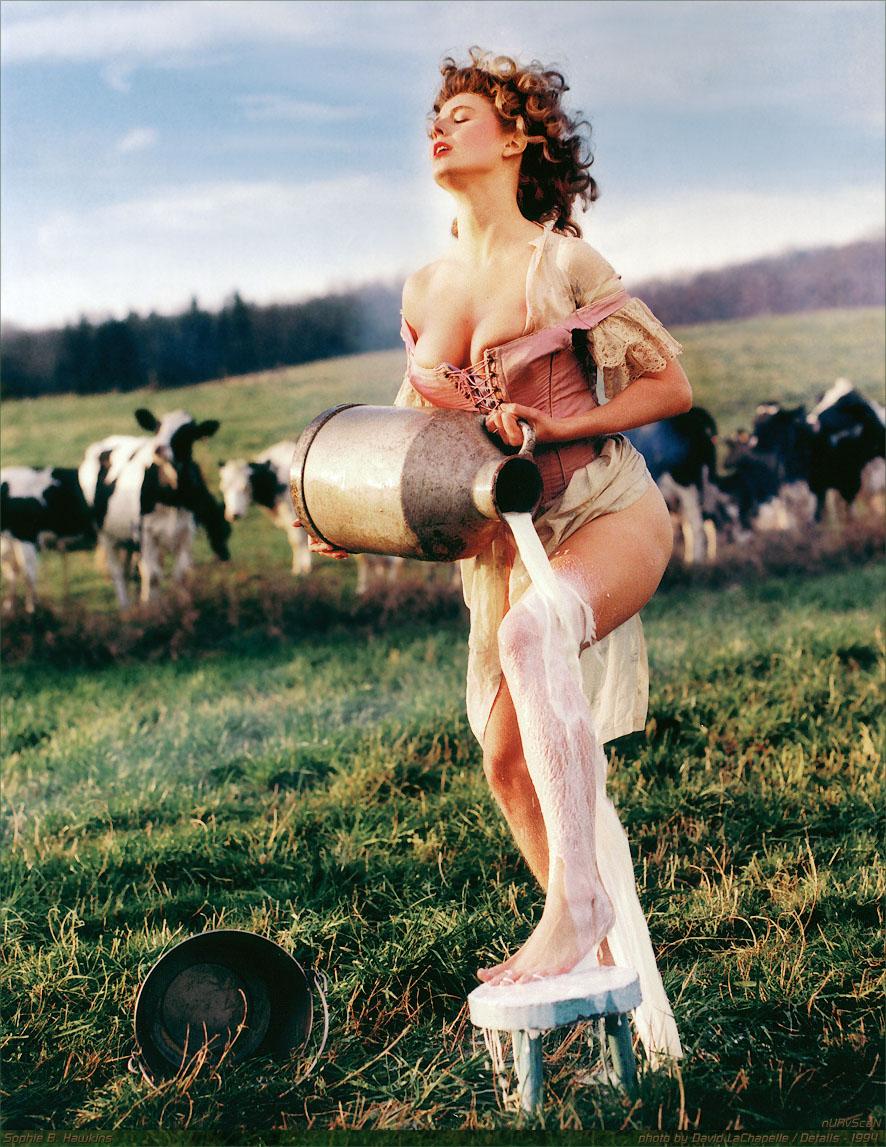 Sophie B Hawkins nackt, Oben ohne Bilder, Playboy