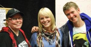Nessy, Michelle, Peter (Carosel)