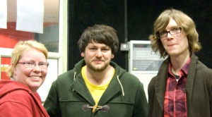 Nessy, Rowan, Michael (Director)