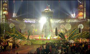 Millennium Dome 1999