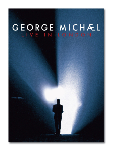 Live in London DVD cover