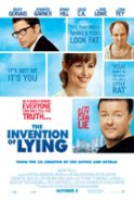 invention of lying poster