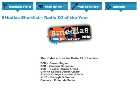 Radio DJ of The Year